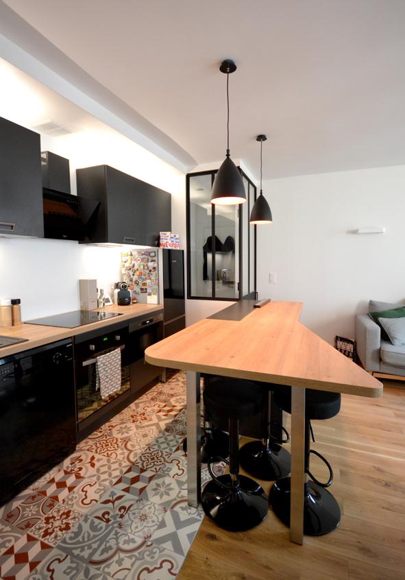 Un plateau de 42 m²