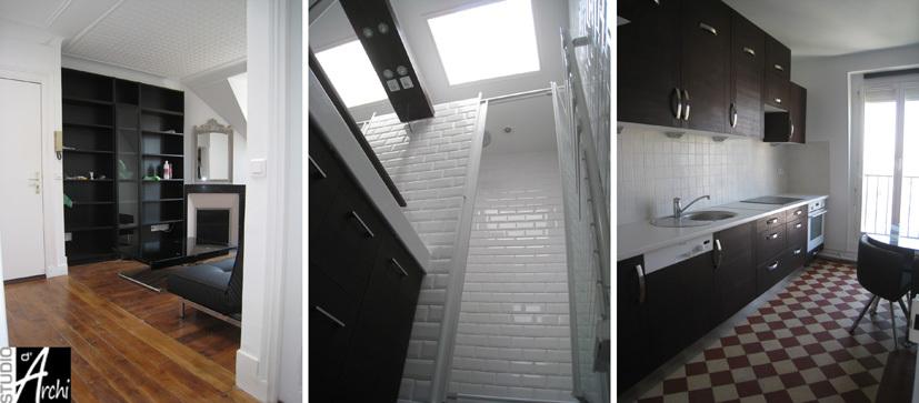 Pied à terre de 38 m²