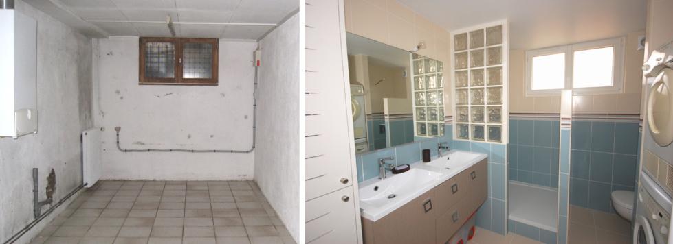Plan Chambre Avec Salle De Bain Et Dressing. Best Sous Les Toits Une ...