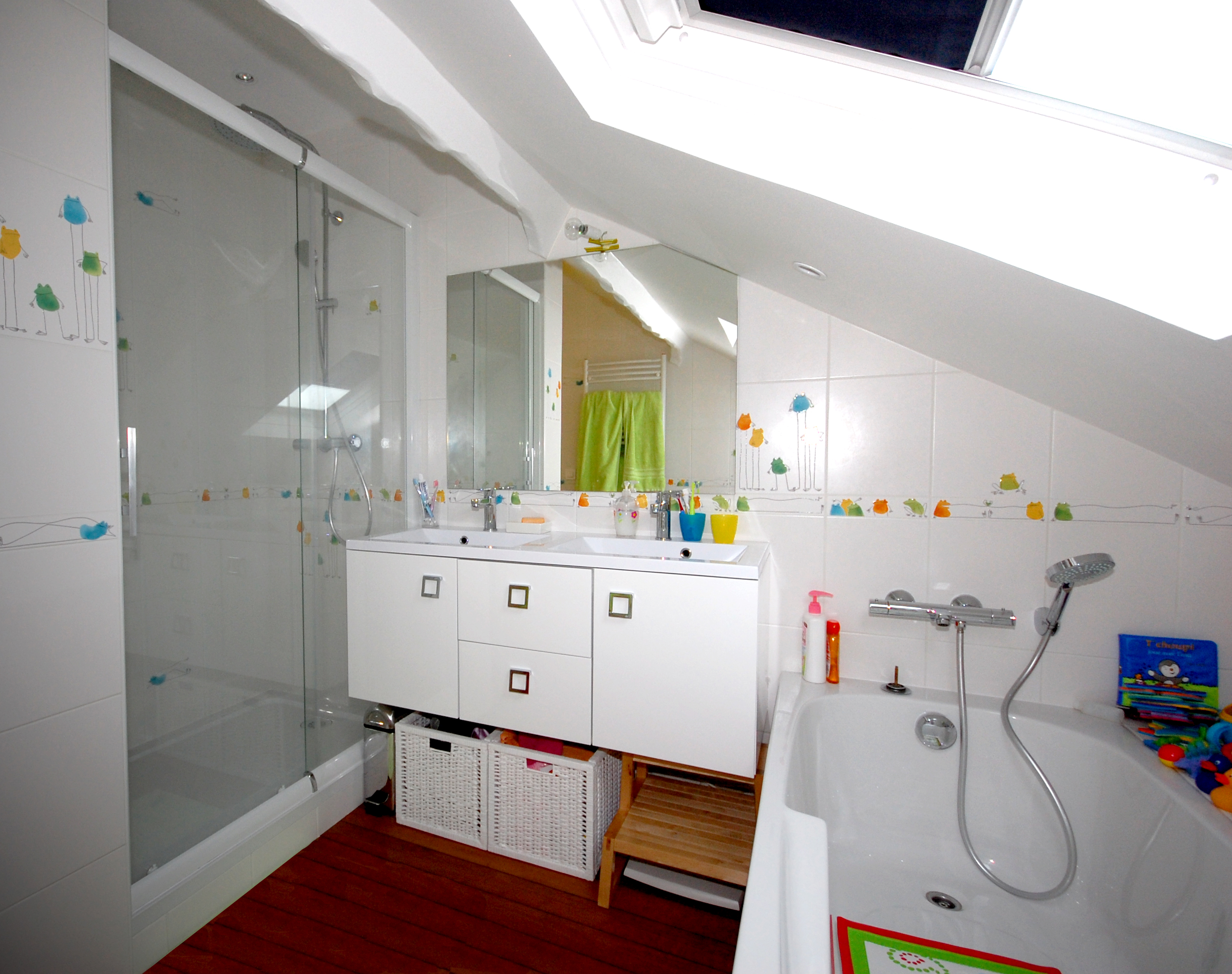 Rénovation d'une maison de 100 m²