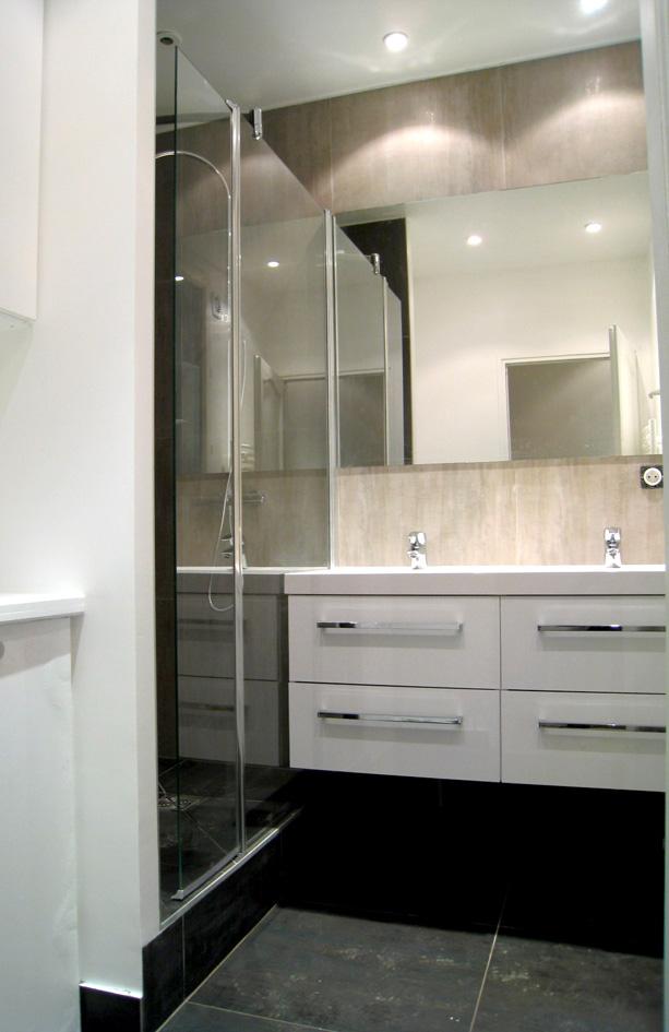 R nover la salle de bains toutes les astuces for Renover salle de bain