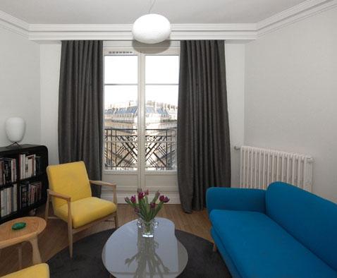 Rénovation d'un appartement 30's