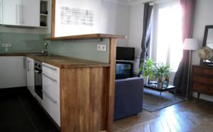55 m² complètement rénovés