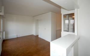 38 m² avec vue sur Paris