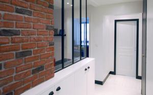 Réunir deux appartement de 45 m²