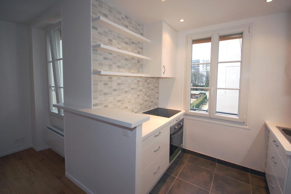 Aménagement intérieur d'un 26 m²