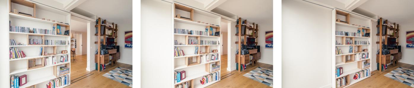 Rénovation d'un appartement de 77 m²