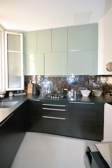 Rénovation d'un Haussmannien de 60 m²