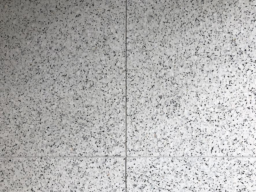 Un deux pièces dans un immeubles des années 1970