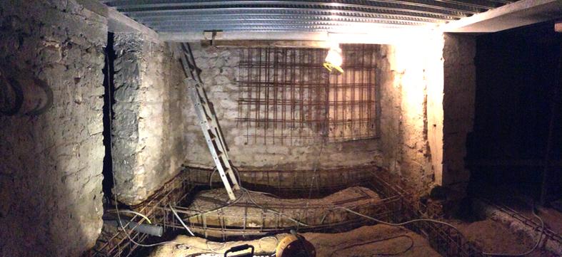 Aménager le sous-sol