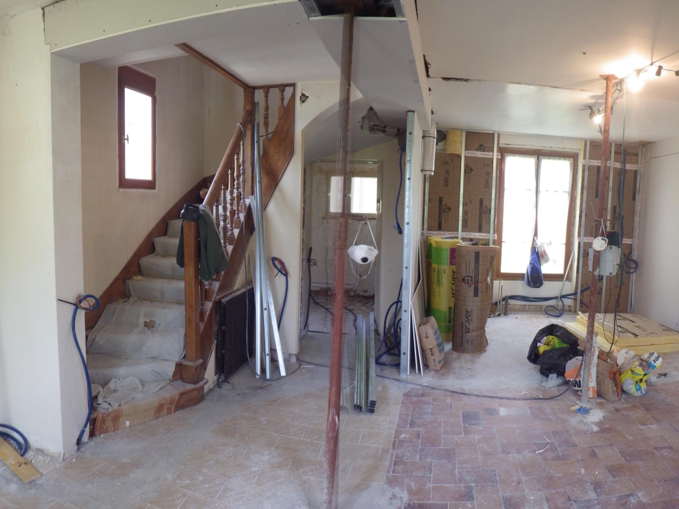 Les chantiers en cours