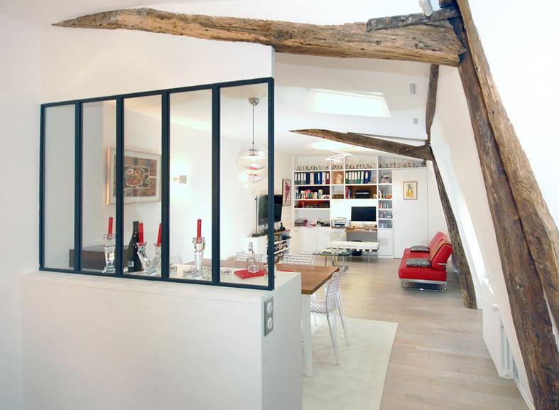 Rénovation d'un 75 m²